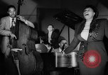 Image of Ella Fitzgerald New York City USA, 1949, second 41 stock footage video 65675052083