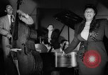 Image of Ella Fitzgerald New York City USA, 1949, second 43 stock footage video 65675052083