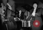 Image of Ella Fitzgerald New York City USA, 1949, second 44 stock footage video 65675052083