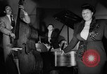 Image of Ella Fitzgerald New York City USA, 1949, second 47 stock footage video 65675052083
