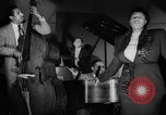 Image of Ella Fitzgerald New York City USA, 1949, second 48 stock footage video 65675052083
