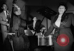 Image of Ella Fitzgerald New York City USA, 1949, second 50 stock footage video 65675052083