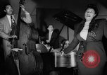 Image of Ella Fitzgerald New York City USA, 1949, second 51 stock footage video 65675052083