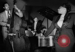 Image of Ella Fitzgerald New York City USA, 1949, second 54 stock footage video 65675052083