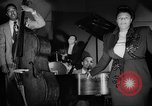 Image of Ella Fitzgerald New York City USA, 1949, second 59 stock footage video 65675052083