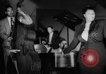Image of Ella Fitzgerald New York City USA, 1949, second 61 stock footage video 65675052083