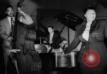 Image of Ella Fitzgerald New York City USA, 1949, second 62 stock footage video 65675052083