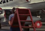 Image of aircraft TA-4J Beeville Texas Naval Air Station Chase Field USA, 1982, second 7 stock footage video 65675052120