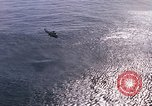 Image of helicopter SH-3A Mediterranean Sea, 1966, second 25 stock footage video 65675052124
