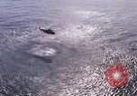 Image of helicopter SH-3A Mediterranean Sea, 1966, second 27 stock footage video 65675052124