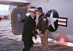 Image of aircraft C-1A Mediterranean Sea, 1966, second 34 stock footage video 65675052125