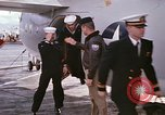 Image of aircraft C-1A Mediterranean Sea, 1966, second 35 stock footage video 65675052125