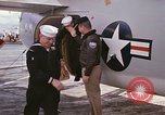 Image of aircraft C-1A Mediterranean Sea, 1966, second 37 stock footage video 65675052125