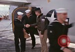 Image of aircraft C-1A Mediterranean Sea, 1966, second 38 stock footage video 65675052125