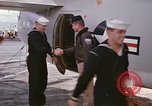 Image of aircraft C-1A Mediterranean Sea, 1966, second 40 stock footage video 65675052125