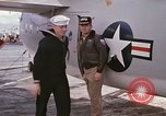 Image of aircraft C-1A Mediterranean Sea, 1966, second 41 stock footage video 65675052125