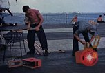 Image of USS Randolph Pacific Ocean, 1945, second 2 stock footage video 65675052151