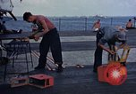 Image of USS Randolph Pacific Ocean, 1945, second 3 stock footage video 65675052151