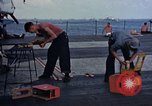 Image of USS Randolph Pacific Ocean, 1945, second 6 stock footage video 65675052151