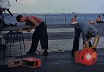 Image of USS Randolph Pacific Ocean, 1945, second 7 stock footage video 65675052151