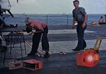 Image of USS Randolph Pacific Ocean, 1945, second 13 stock footage video 65675052151