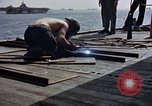 Image of USS Randolph Pacific Ocean, 1945, second 17 stock footage video 65675052151