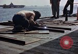 Image of USS Randolph Pacific Ocean, 1945, second 20 stock footage video 65675052151