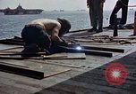 Image of USS Randolph Pacific Ocean, 1945, second 21 stock footage video 65675052151