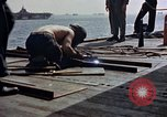 Image of USS Randolph Pacific Ocean, 1945, second 22 stock footage video 65675052151