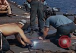 Image of USS Randolph Pacific Ocean, 1945, second 23 stock footage video 65675052151