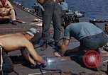 Image of USS Randolph Pacific Ocean, 1945, second 24 stock footage video 65675052151