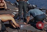 Image of USS Randolph Pacific Ocean, 1945, second 25 stock footage video 65675052151