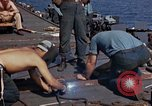 Image of USS Randolph Pacific Ocean, 1945, second 26 stock footage video 65675052151