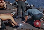 Image of USS Randolph Pacific Ocean, 1945, second 27 stock footage video 65675052151