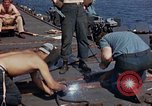 Image of USS Randolph Pacific Ocean, 1945, second 31 stock footage video 65675052151