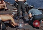 Image of USS Randolph Pacific Ocean, 1945, second 32 stock footage video 65675052151