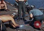 Image of USS Randolph Pacific Ocean, 1945, second 33 stock footage video 65675052151