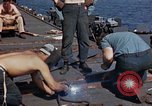 Image of USS Randolph Pacific Ocean, 1945, second 34 stock footage video 65675052151