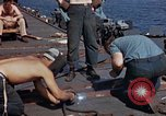 Image of USS Randolph Pacific Ocean, 1945, second 35 stock footage video 65675052151