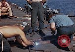 Image of USS Randolph Pacific Ocean, 1945, second 36 stock footage video 65675052151