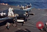 Image of USS Randolph Pacific Ocean, 1945, second 12 stock footage video 65675052152