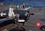 Image of USS Randolph Pacific Ocean, 1945, second 13 stock footage video 65675052152