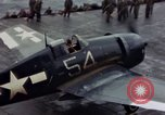 Image of USS Randolph Pacific Ocean, 1945, second 32 stock footage video 65675052152