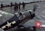 Image of USS Randolph Pacific Ocean, 1945, second 33 stock footage video 65675052152