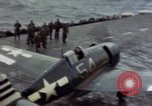 Image of USS Randolph Pacific Ocean, 1945, second 34 stock footage video 65675052152