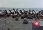 Image of USS Randolph Pacific Ocean, 1945, second 46 stock footage video 65675052152