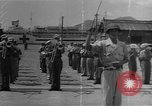 Image of British troops arriving to fight in Korean War Korea, 1950, second 14 stock footage video 65675052162