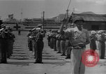 Image of British troops arriving to fight in Korean War Korea, 1950, second 15 stock footage video 65675052162