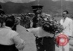 Image of British troops arriving to fight in Korean War Korea, 1950, second 33 stock footage video 65675052162