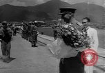 Image of British troops arriving to fight in Korean War Korea, 1950, second 34 stock footage video 65675052162